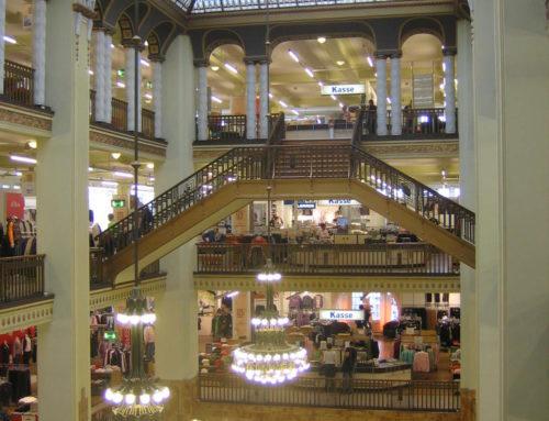 Lugares melancólicos: The Grand Budapest Hotel